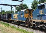 CSX 1124 on Q418